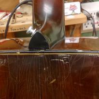 Gibson J45 ripped binding repair
