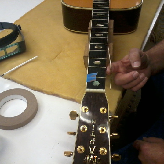 Martin binding repair