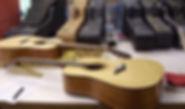 acoustic guitar repair shop