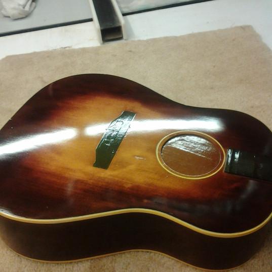 1964 Gibson refinish