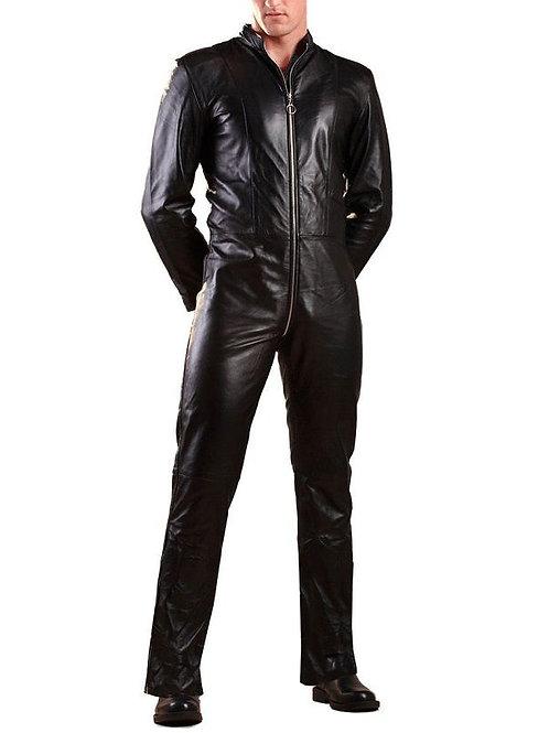 Men's Leather Catsuit