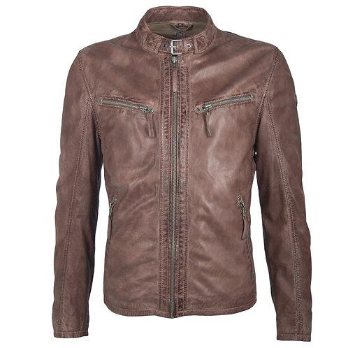 Timeless biker jacket