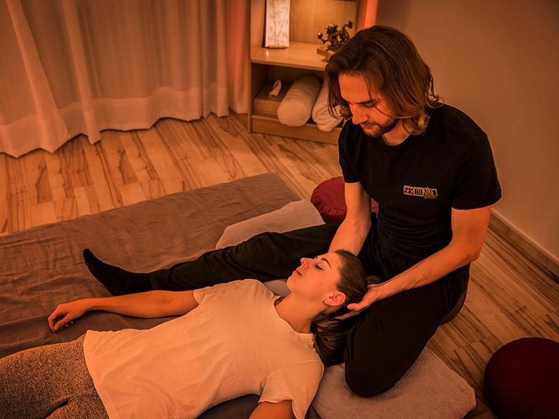 Thaï-Yoga Massage
