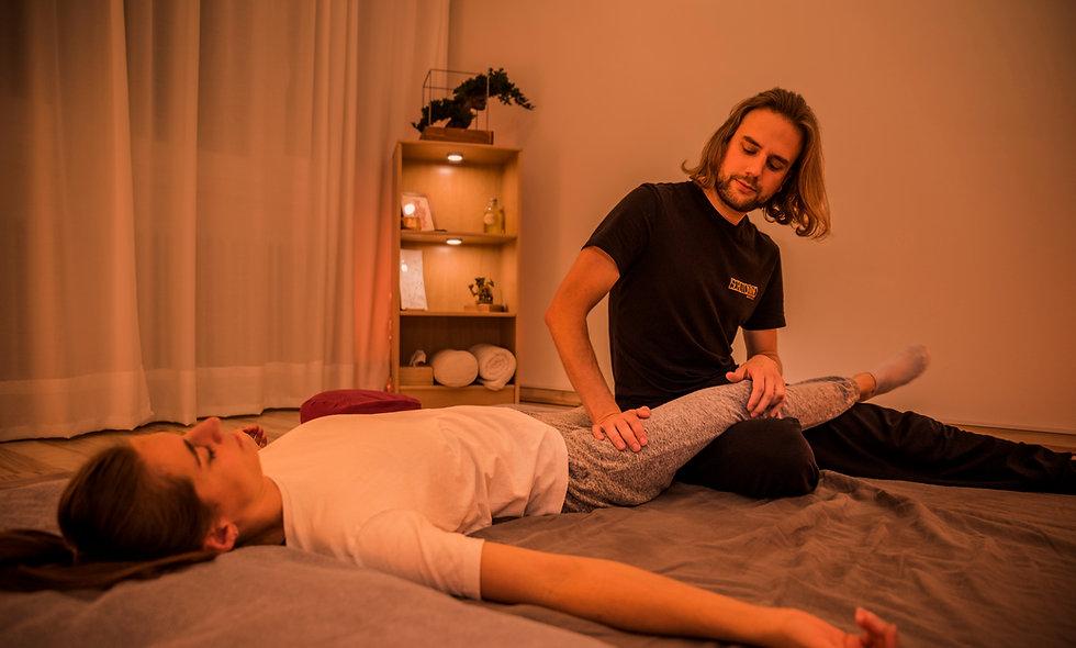 Sérotonine Massages Genève - Thaï-Yoga M
