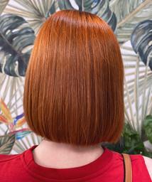 barvení vlasu