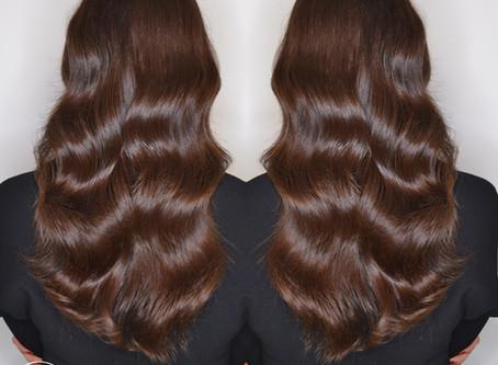 Botox na vlasy/ Botox hair treatmemt