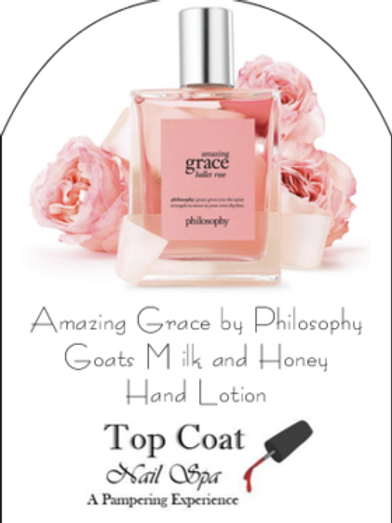 Amazing Grace by Philosophy Goat's Milk & Honey Lotion