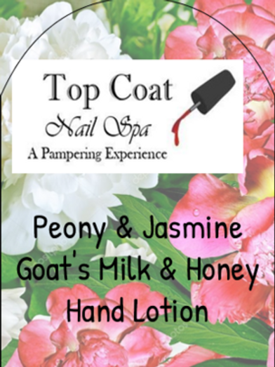 Peony & Jasmine Goat's Milk & Honey Lotion
