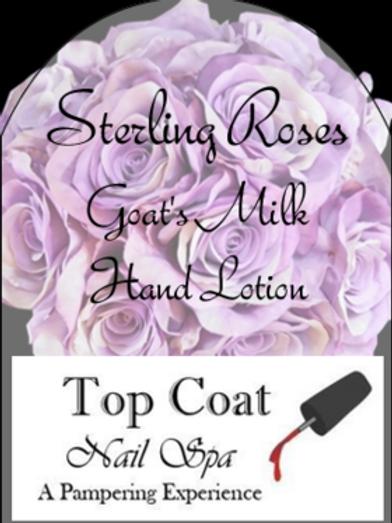 Sterling Roses Goat's Milk & Honey Lotion