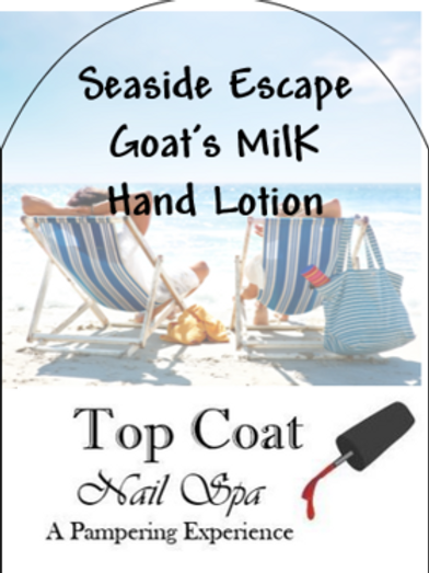 Seaside Escape Goat's Milk & Honey Lotion