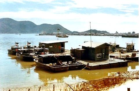 Qui Nhon PBR docks