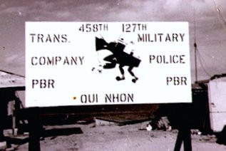 Sign in front of PBR Compound