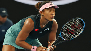 Naomi Osaka gets support.  The French Open gets the finger ... Sez Social