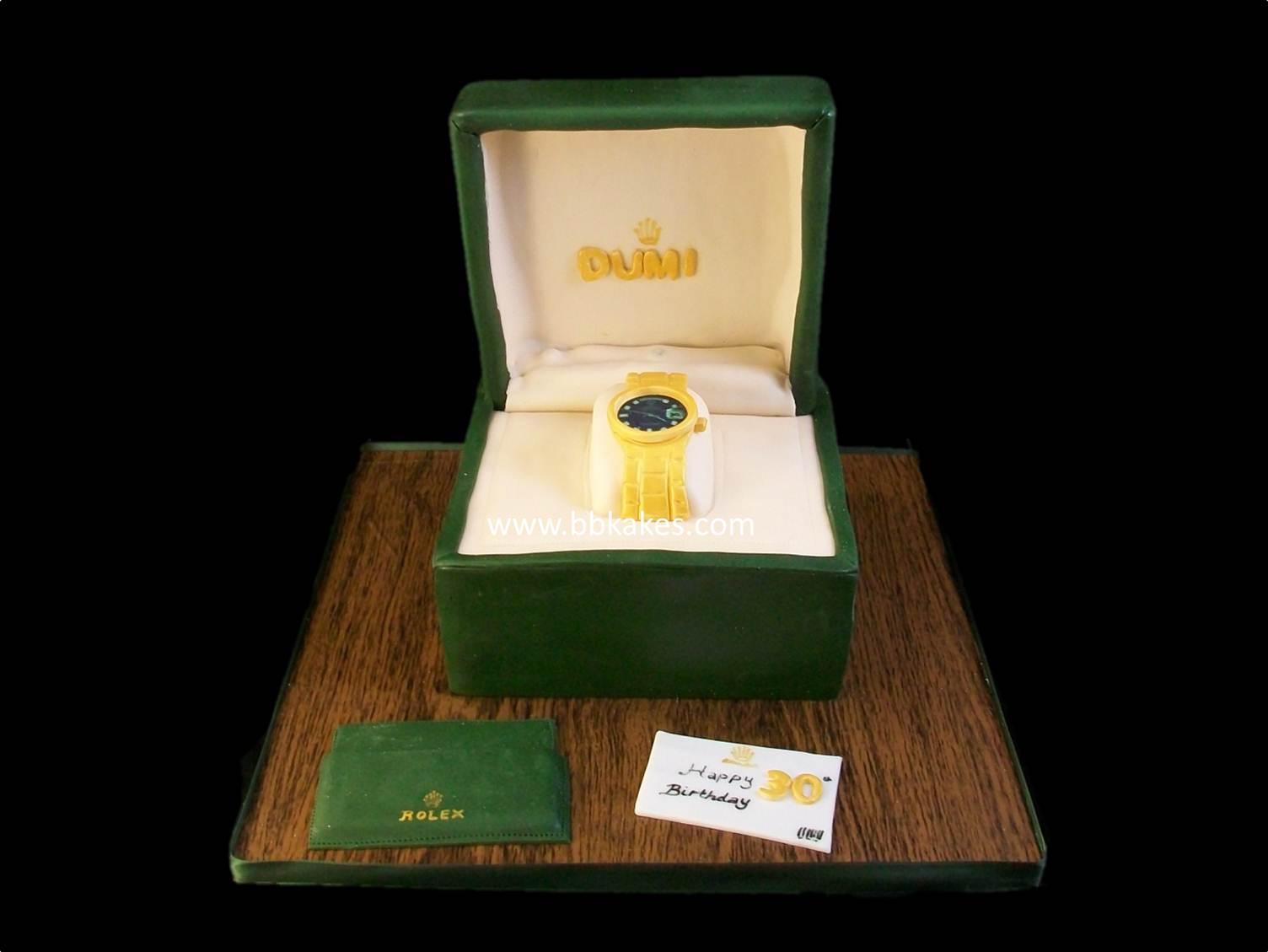 Open Toy Box Cake Tutorial