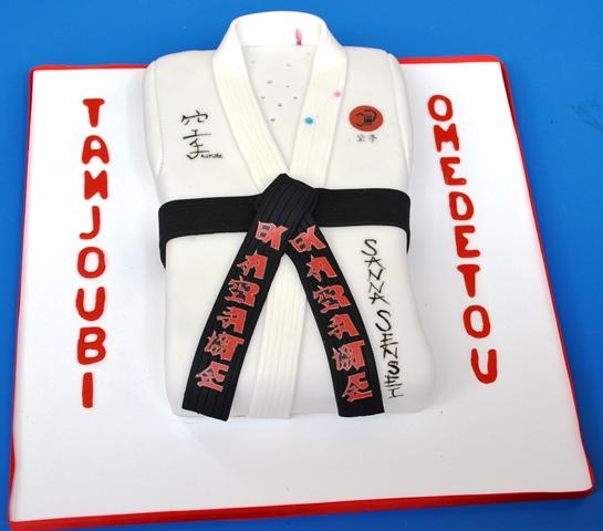 sensei cake 2014