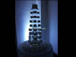 White Winter Wedding Miniature cakes bbkakes 2.jpg