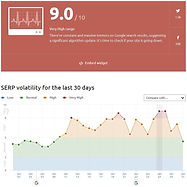 How to Rank High on Google - SERP Volatility
