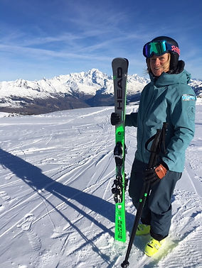 SianSKI Ski Instructor