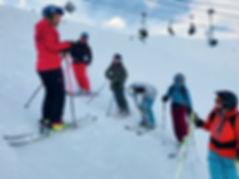 Womens Ski Course