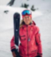 British Ski Instructor - SianSKI - French Alps
