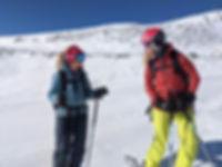 Ski Teaching