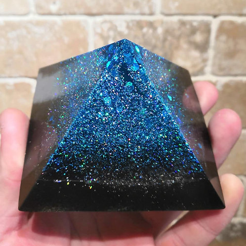 Kids Protection Pyramid- Blue