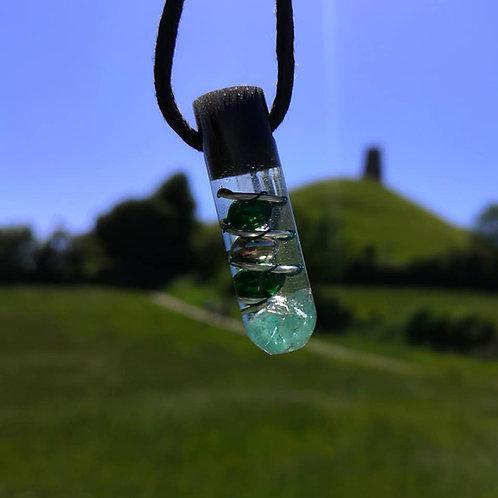 Green Tourmaline , Shungite and Magnetite!