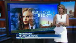 "Link T.O. on CTV's ""Whats Your Story?"""