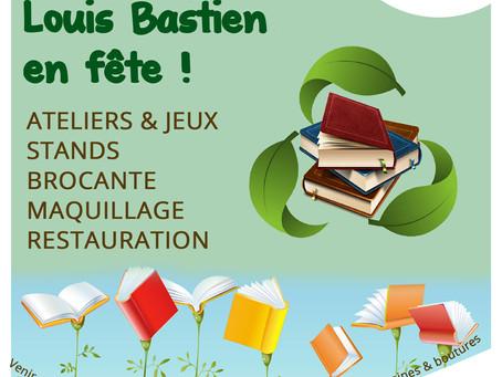 La Médiathèque Louis Bastien en fête
