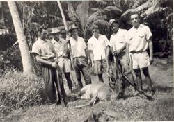 la bande de chasseurs