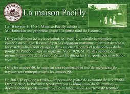 La maison Pacilly