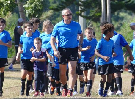 Journée tournoi de rugby à Koumac