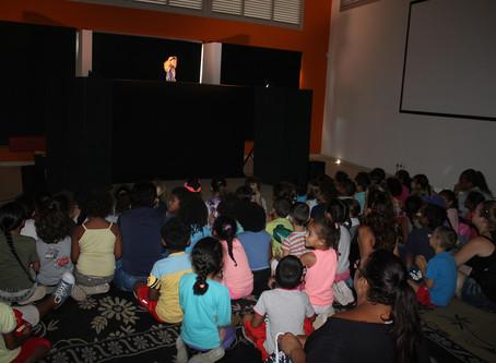 Journée Marionnettes à la Médiathèque