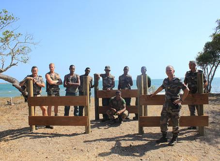 Aménagement du Camp Biga