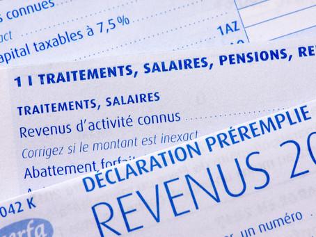 Campagne de déclaration des revenus 2020
