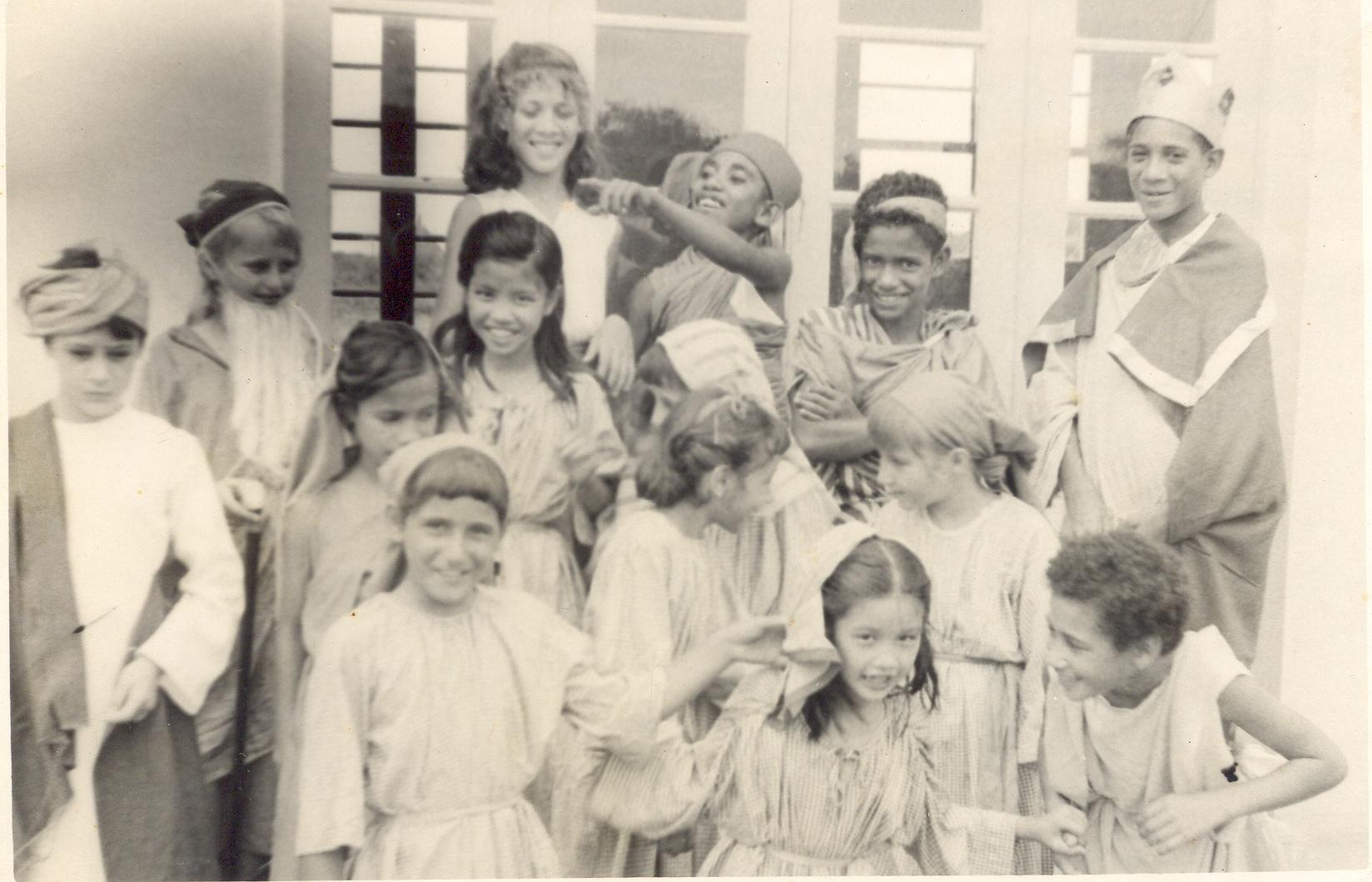 Carnaval_à_l'école_primaire_dans_les_années_50-60