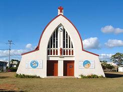 L'église de Koumac