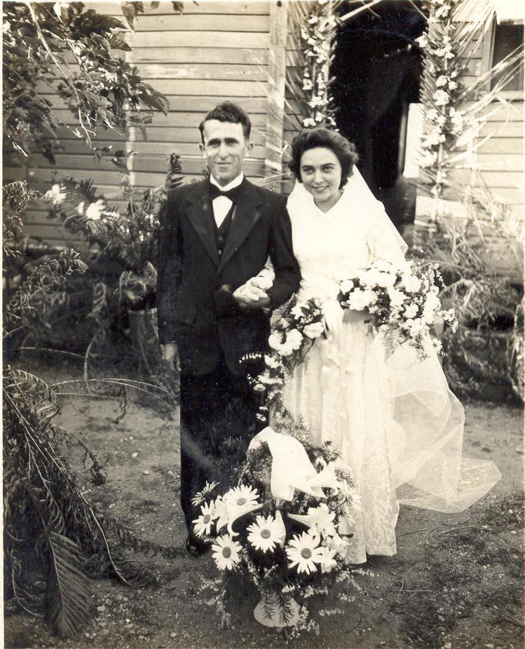 Mariage 08 novembre 1951