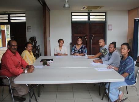 La commune accueille 8 jeunes en services civiques