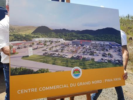"""Lancement officiel du projet """"Centre Commercial PWA YAYA"""" à Koumac"""