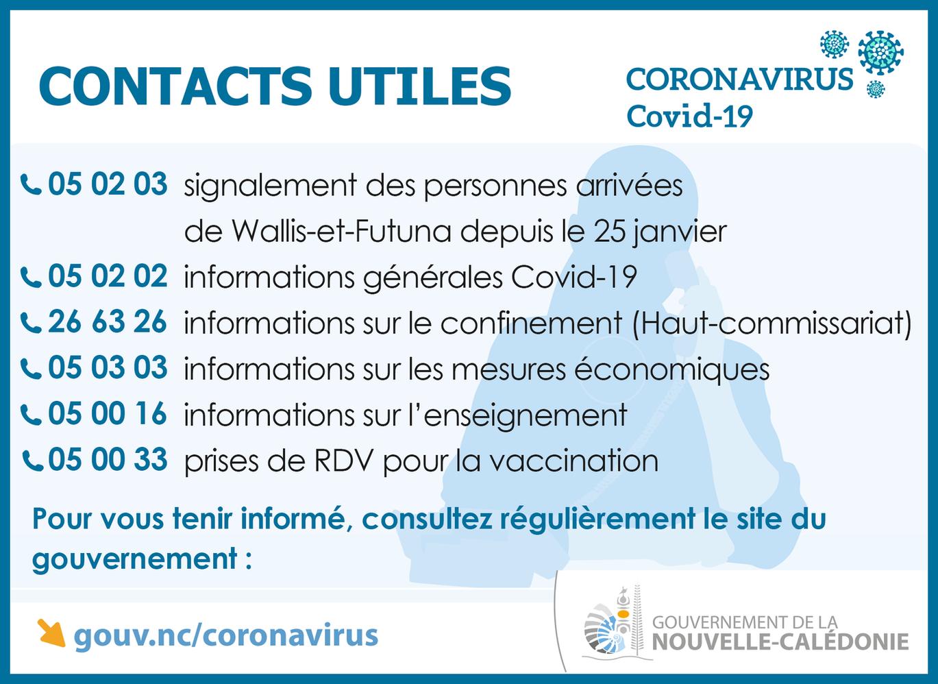 COVID CONTACT