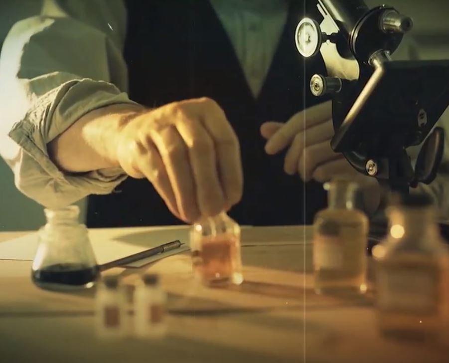 The Secret Lab - Chapter 1