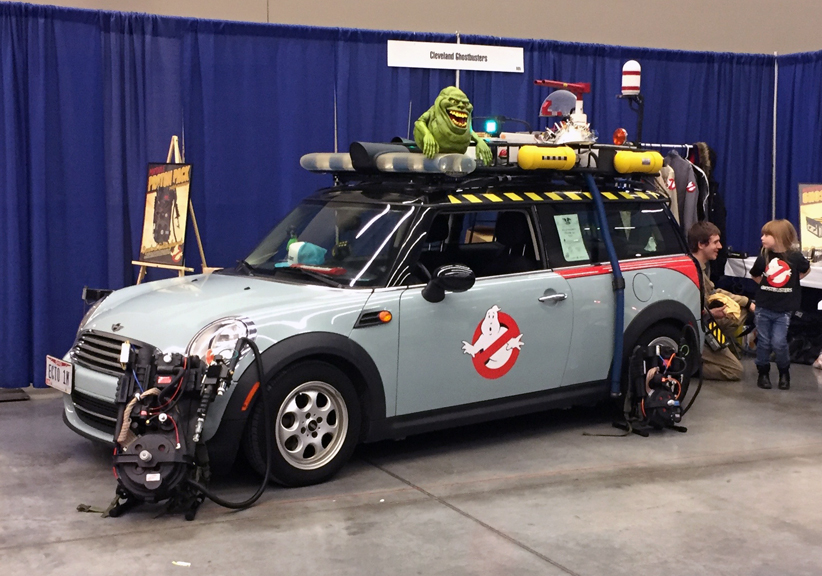 Cleveland Ghostbusters