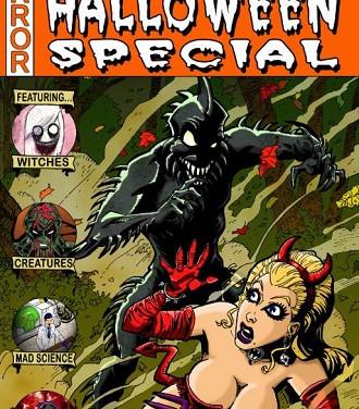 Ep. 53: The Halloween Show!