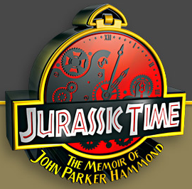 Ep. 46: Jurassic Time: The Memoirs Of John Parker Hammond