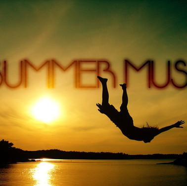 Ep. 184: The Whisper of Summer Music