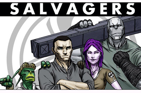 Ep. 65: Salvagers