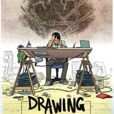 Ep. 196 Drawing Blood: An Interview with TMNT Co-Creator Kevin Eastman