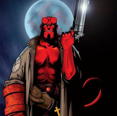 Ep. 23: Happy Birthday Hellboy!