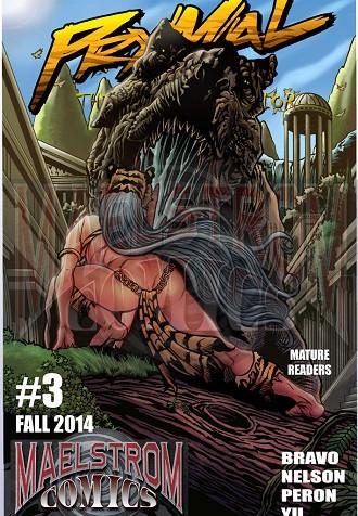 Ep. 55: Prymal - The Jungle Warrior Returns! *UPDATED